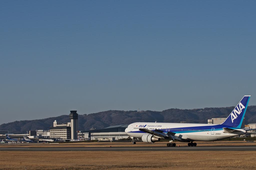All Nippon Airways JA8357(Boeing 767-381)