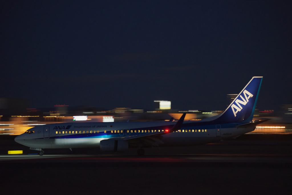 All Nippon Airways JA85AN(Boeing 737-881)